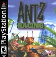 Antz Racing for Sony PlayStation One