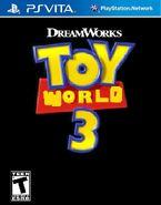 Toy World 3 for Sony PlayStation Vita