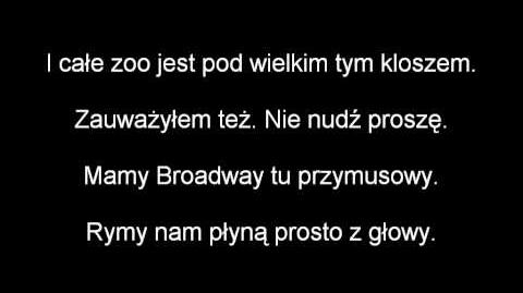 (Polish) Penguins of Madagascar - Everybody Sing Lyrics