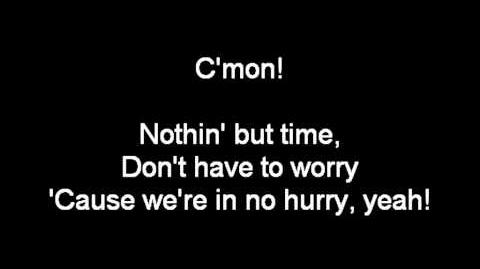 (English) Penguins of Madagascar - All We've Got is Time Lyrics