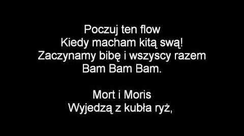 (Polish) Penguins of Madagascar - Thump Thump Thump Lyrics