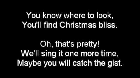 (English) Penguins of Madagascar - It Ain't Perfect, But It's Christmas Lyrics