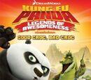 Kung Fu Panda: Legenda o niezwykłości