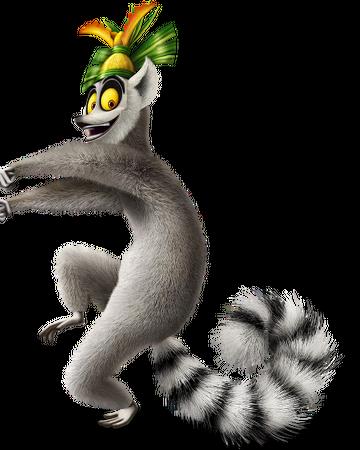 Król Julian   DreamWorks Polska Wiki   Fandom