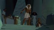 Ramzes wraz se swoją żoną i synem...