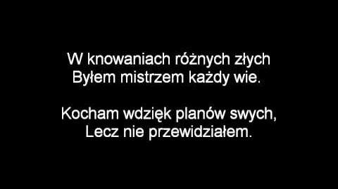 (Polish) Penguins of Madagascar - Brand New Plan Lyrics