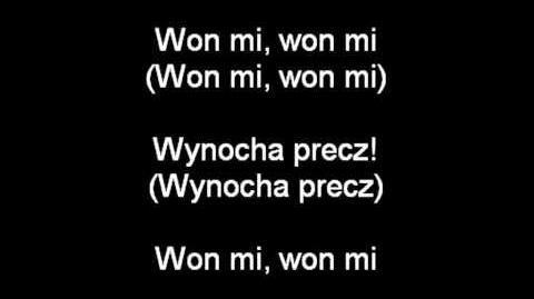 (Polish) The Penguins of Madagascar - Spirits of the Night Lyrics