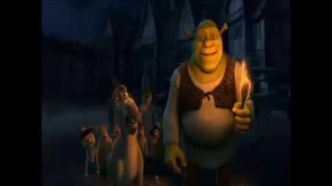 Duloc wita was! (edycja Haloween) PL - Shrek ma wielkie oczy
