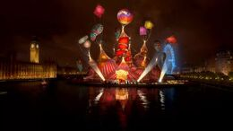 Madagascar 3 circus