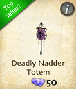 Deadly Nadder Totem