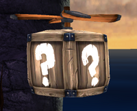 Fclub powerup mystery box
