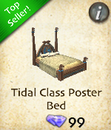 Tidal Class Poster Bed
