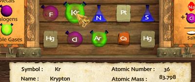 Aa element info