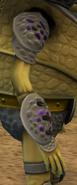 Hobda male arms