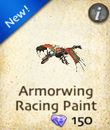 Armorwing Racing Paint