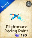 Flightmare Racing Paint