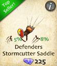 Defenders Stormcutter Saddle