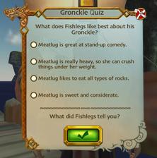 Gronk quiz