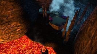 Hobgobbler nest geyser platform 9