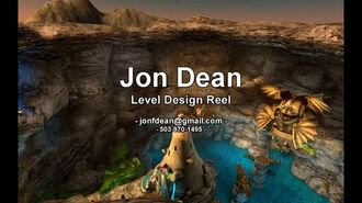 Jon Dean Level Design Reel