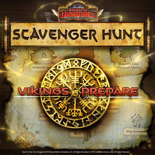 So D061418 Scavenger Hunt V4