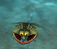 Bby tdrum swim