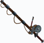 Unused fishing pole 4