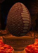 Scutter bef egg