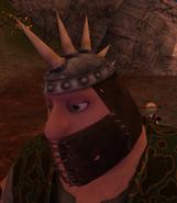 Dragon hunter helmet