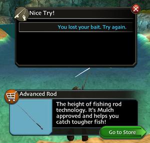 Fish fail