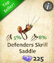 Defenders Skrill Saddle