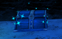 Cheers 18 blue chest