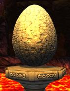 Nterror egg
