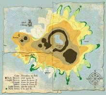 Icestorm map