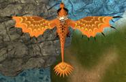 Mdruffle wingspan