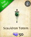 Scauldron Totem