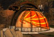 Edge dome