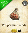 Peppermint Seeds