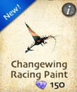 Changewing Racing Paint