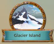 Icon glacier
