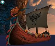 Harald boat