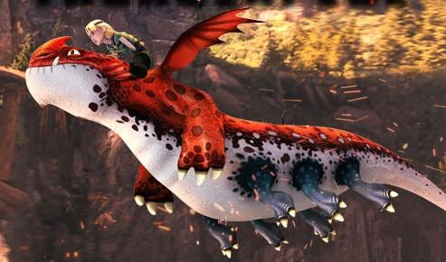 Thunderpede   Dreamworks School of Dragons Wiki   FANDOM ...