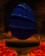 Dramillion hatch egg