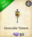 Gronckle Totem