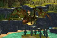 Snaffle fly