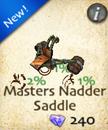 Masters Nadder Saddle
