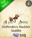Defenders Nadder Saddle
