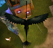Scauld wingspan