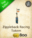 Zippleback Racing Totem