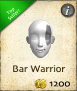Bar warrior